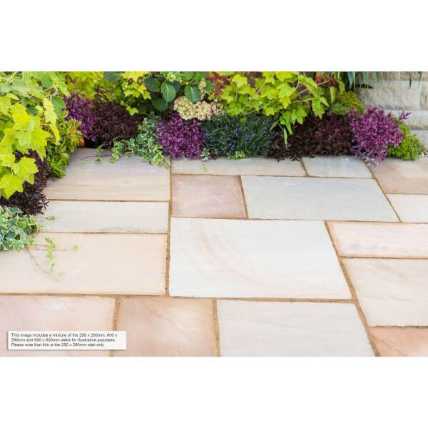Stylish Stone Natural Sandstone 290 x 290mm - Scottish Glen