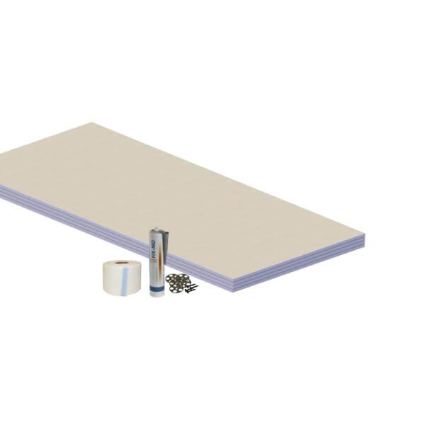 Waterproof Board Floor Kit - 2.88 Sqm