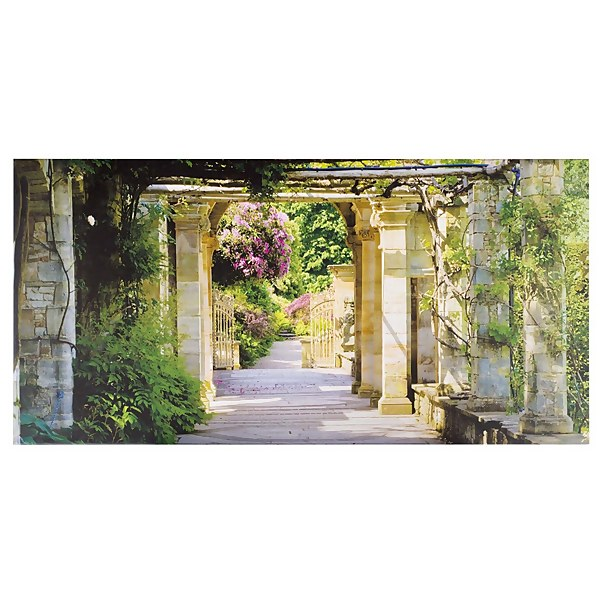 Covered Walkway Outdoor Canvas