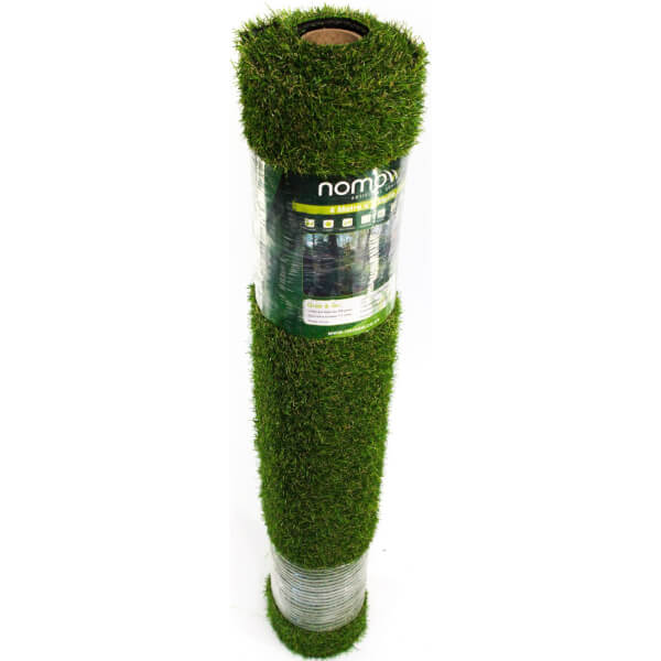 Greenstyle Economy Artificial Grass 3m X 1m Roll 15mm
