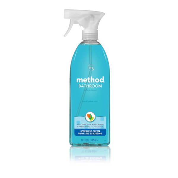 Method Bathroom Cleaner Spray - 828ml