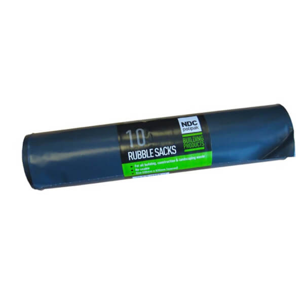 Rubble Sack Roll Of 10