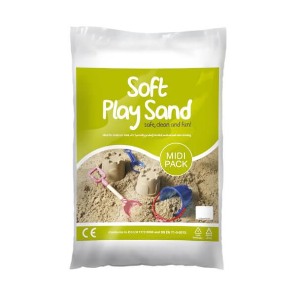 Soft Play Sand - Midi Pack