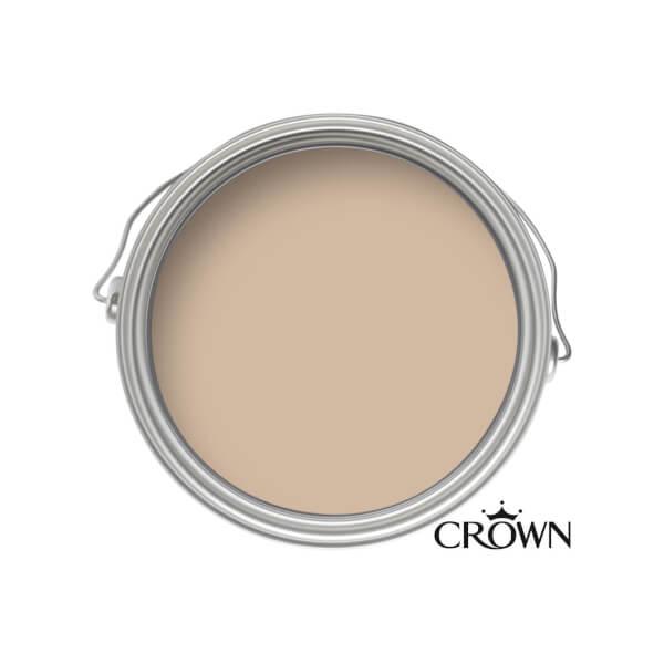 Crown Period Colours Breatheasy Chateau - Flat Matt Emulsion Paint - 2.5L