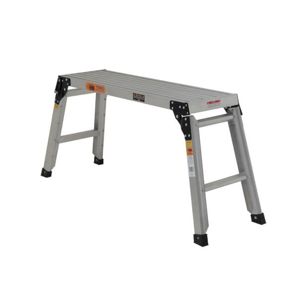 Rhino Adjustable Height Work Platform 0.6m to 0.9m