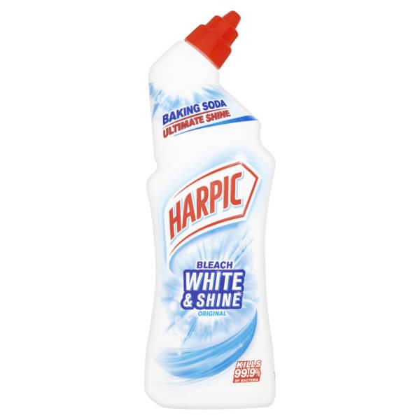 Harpic Fresh White + Shine