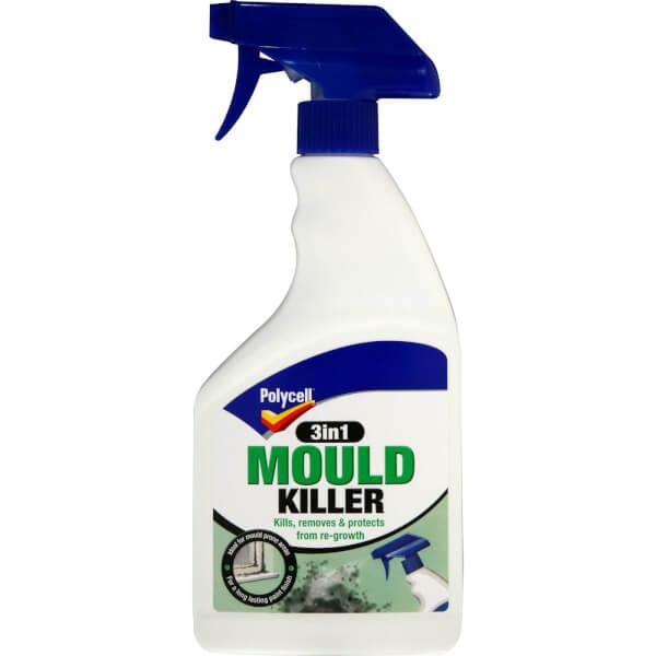 Polycell Mould Killer Spray 500ml