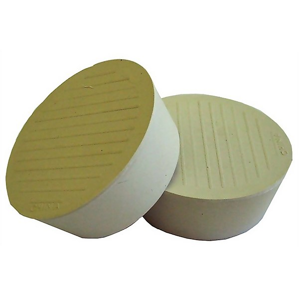 Rubber Castor Cup - 44mm - 4 Pack