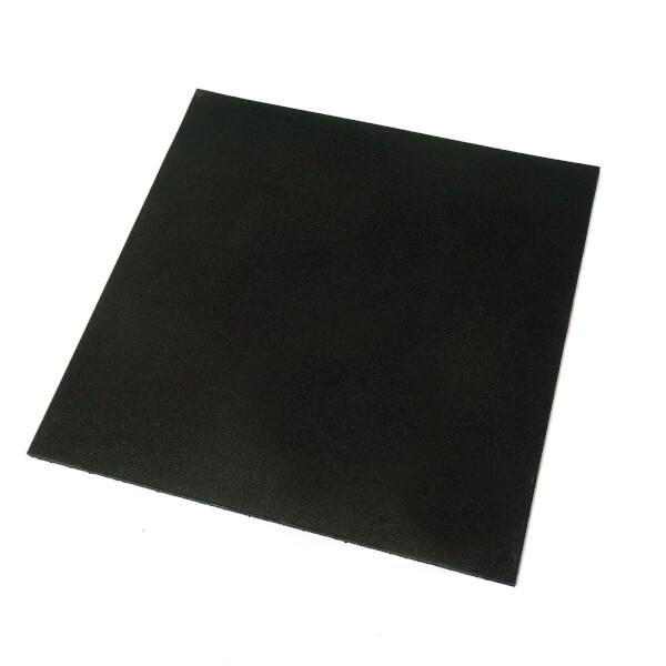 Multi-purpose Black Rubber Paver