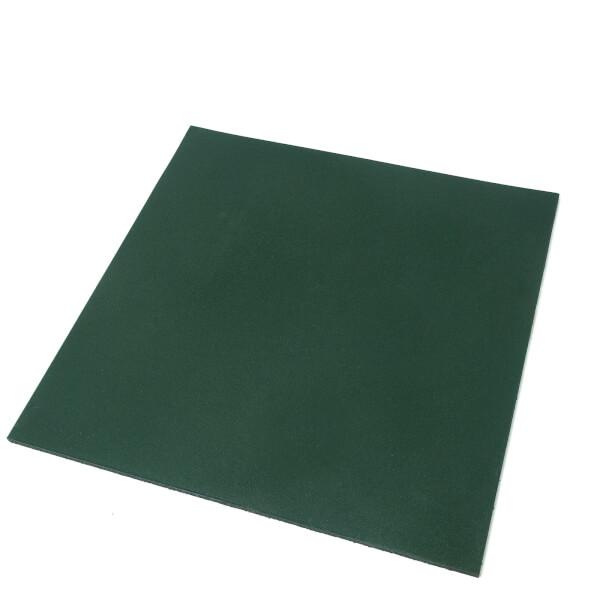 Multi-Purpose Green Rubber Paver