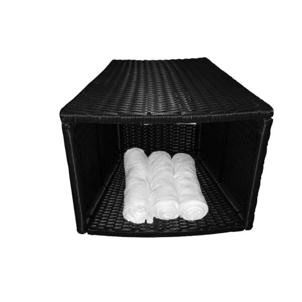 Canadian Spa Rattan Stool for Round Spa