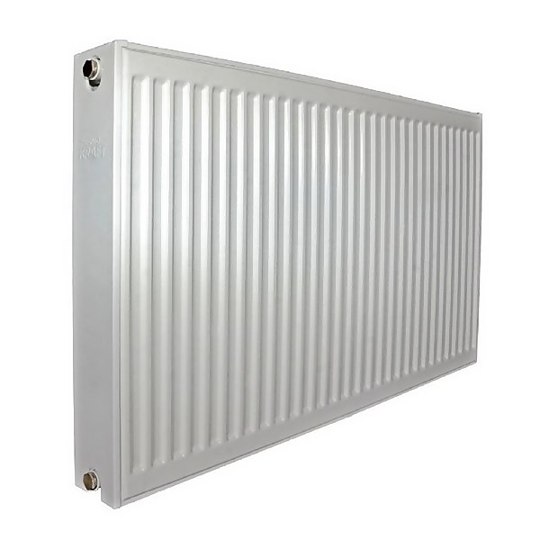 Thermokraft 600 x 1200mm Type 22 Double Panel Compact Radiator