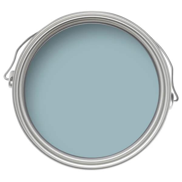 Sandtex Rapid Dry Satin Paint - Gentle Blue - 750ml