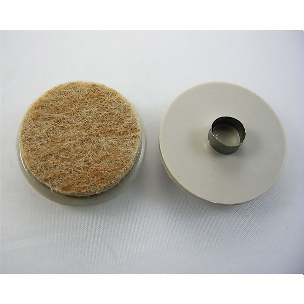 Felt Pad Heavy Duty Nail In 38mm - 4 Pack