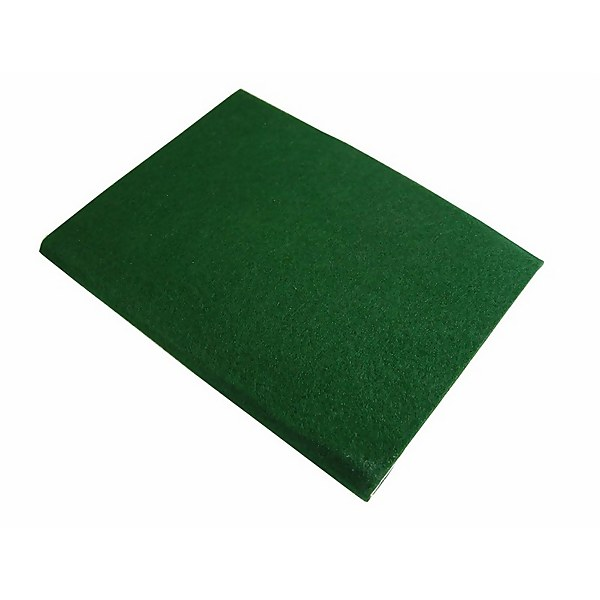 Felt Sheet Green 150 x 460mm - 1 Pack