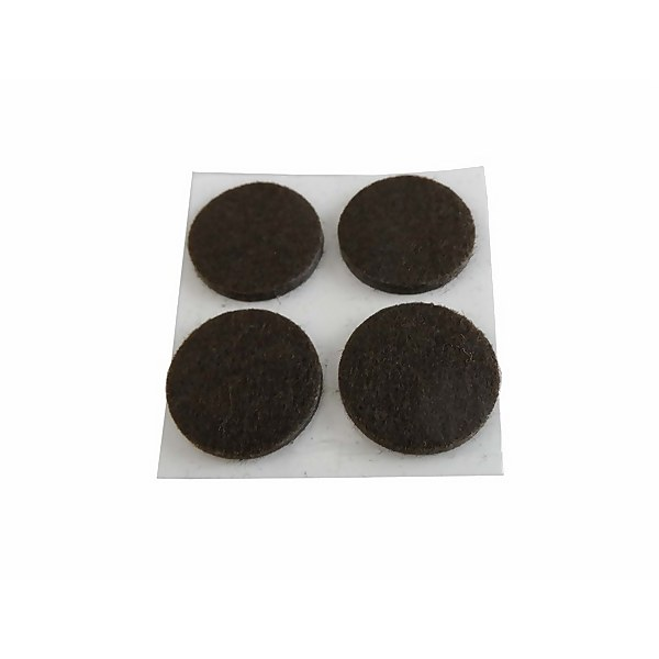 Protective Pad Black 22mm - 12 Pack