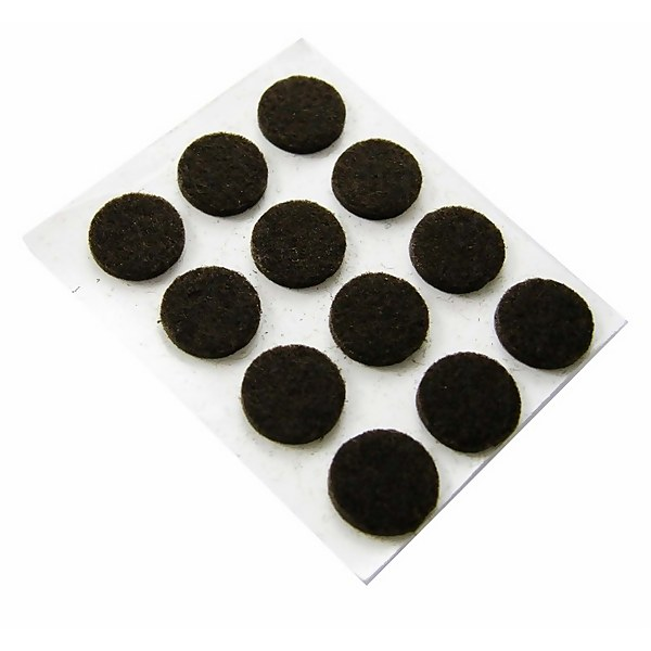 Protective Pad Black 13mm - 24 Pack