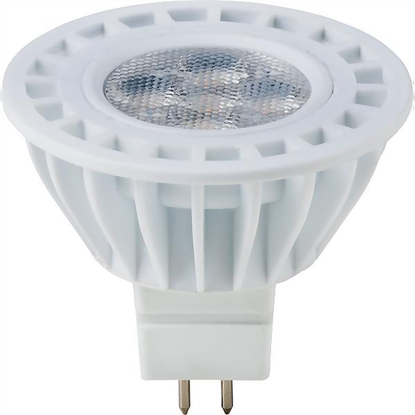TCP LED MR16 5W White Light Bulb - 6 pack