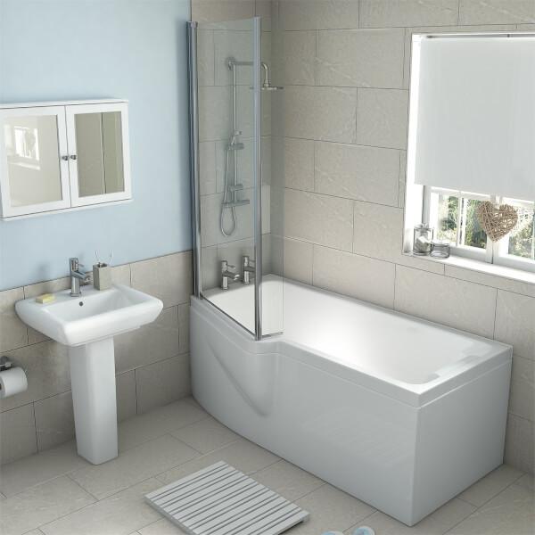 Anais Grey Wall & Floor Tile - 600 x 300mm