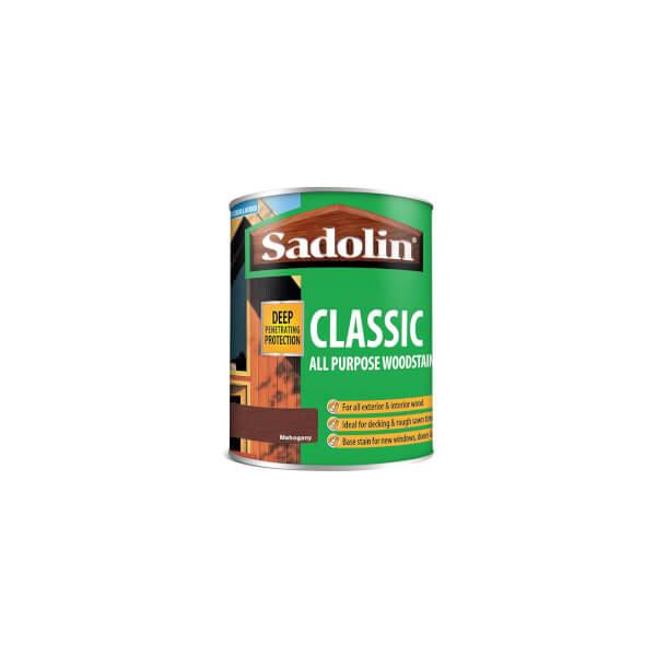 Sadolin Classic Mahogany Woodstain - 750ml