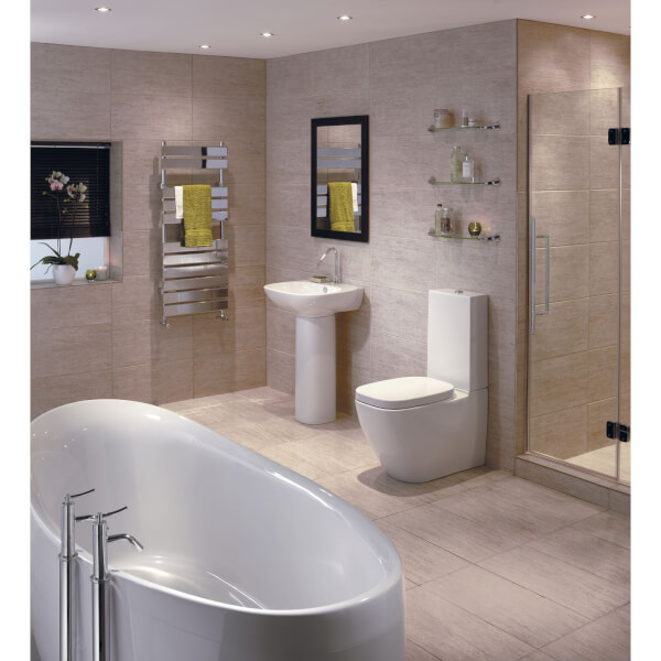 Classico Beige Wall and Floor Tile - 600 x 300mm