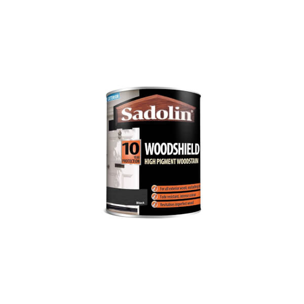 Sadolin Woodshield Black - 750ml