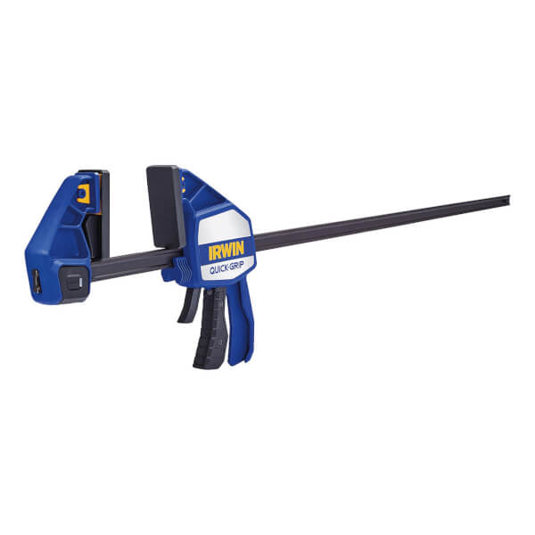Irwin Quick-Grip Heavy Duty One-Handed Bar Clamp/Spreader - 900mm