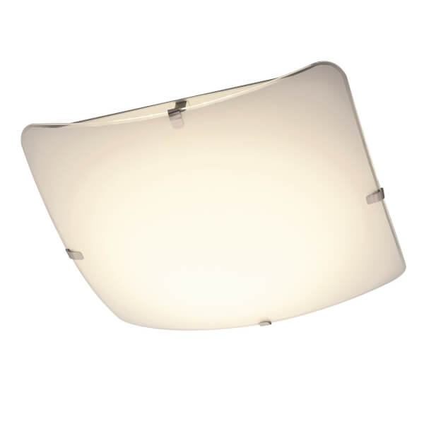 Verve Design 25cm 10W LED Eden Glass Ceiling Light