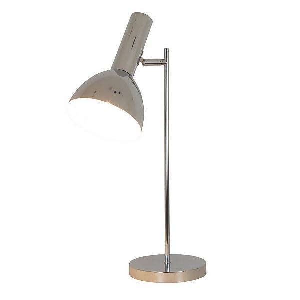 Harris Metal Task Lamp - Chrome