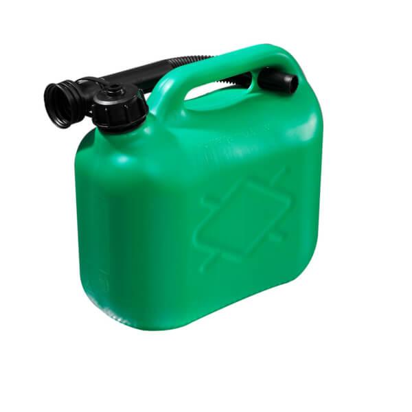 5L Fuel Can - Green