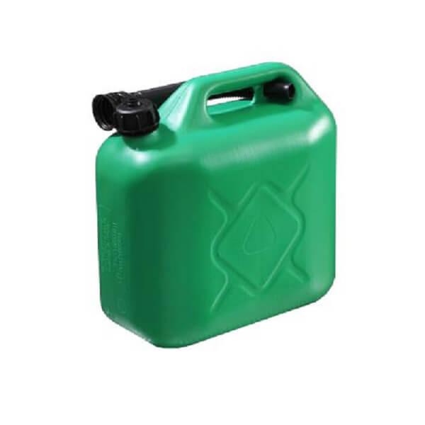 10L Fuel Can - Green