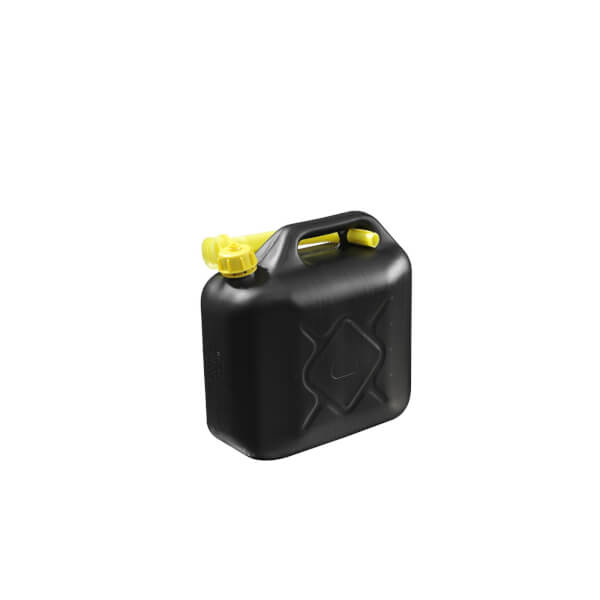 10L Fuel Can - Black