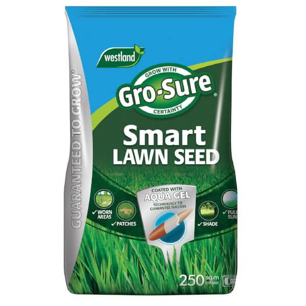Gro-Sure Smart Lawn Seed Bag - 250m2