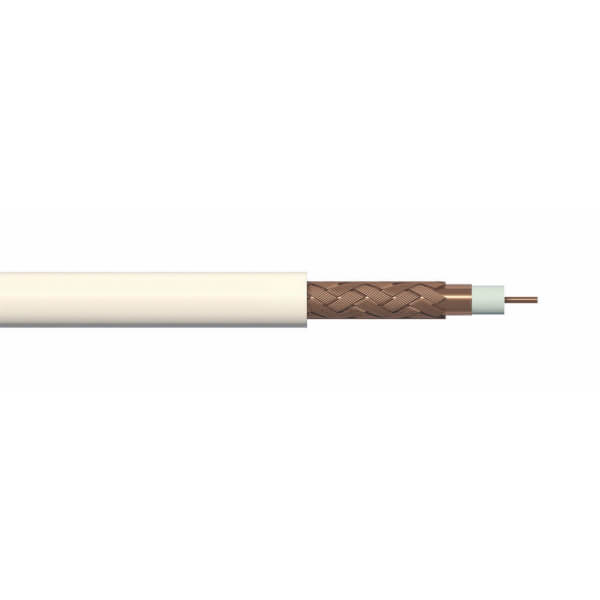 Pitacs Coaxial cable 5m White