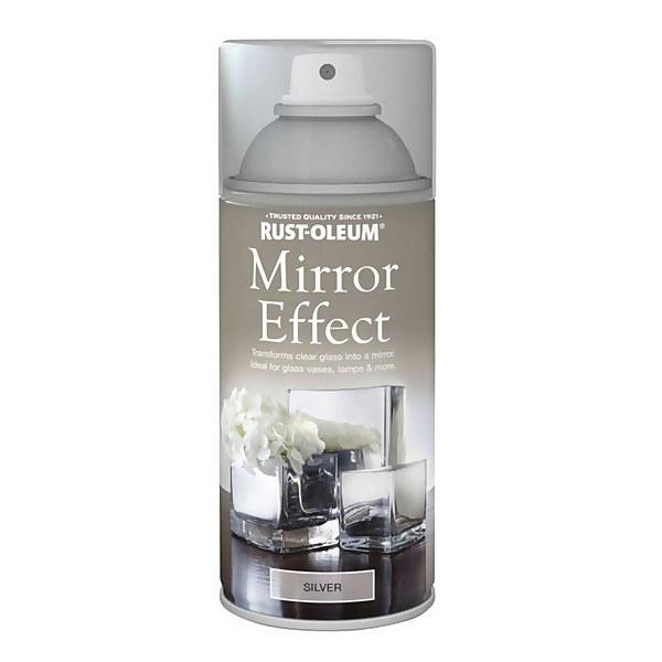 Rust-Oleum Mirror Effect Silver - 150ml
