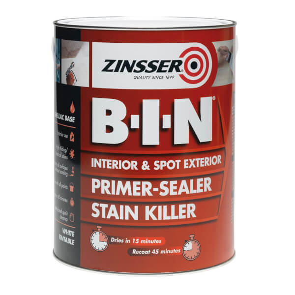 B-I-N Primer - 500ml