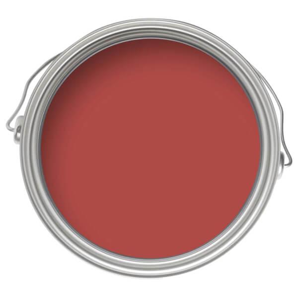 Crown Breatheasy English Fire - Matt Emulsion Paint - 2.5L