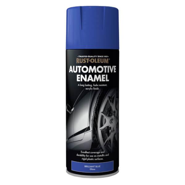 Rust-Oleum Auto Enamel Brilliant Blue - 400ml