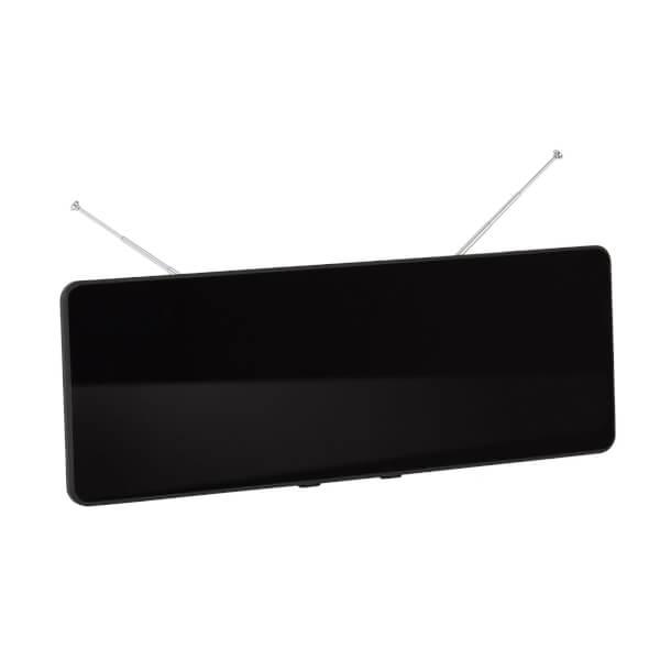 Antsig Flat Panel Indoor Antenna with External Amplifier