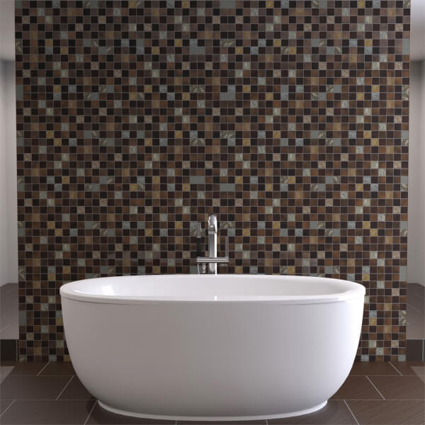 Homelux Inferno Mosaic Tile