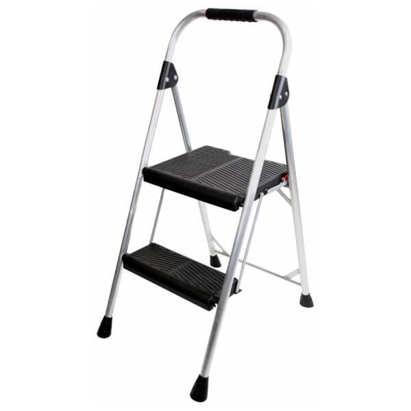 Werner Aluminium Stepstool - 2 Step