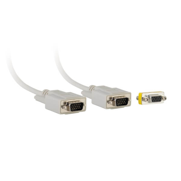 Antsig VGA Cable and Adaptor 5m