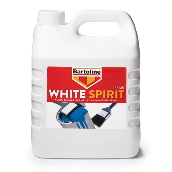 Bartoline White Spirit BS.245 - 4L