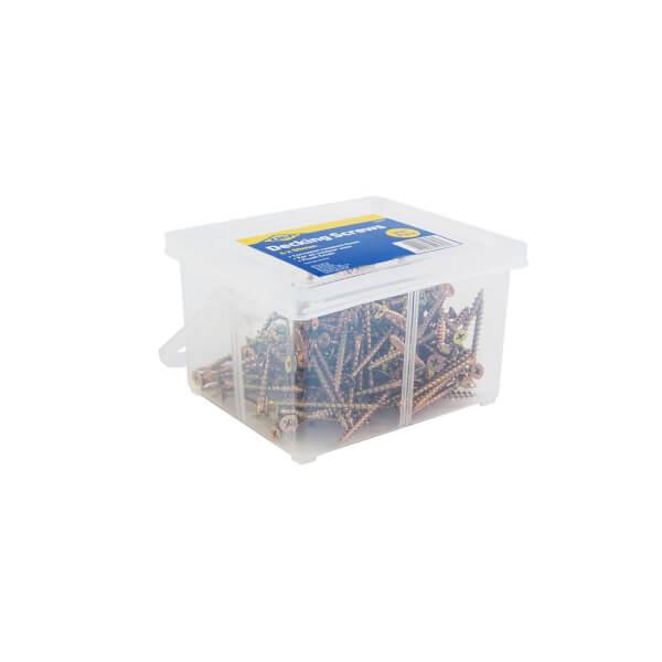 QEP Deck Screw - 4 x 50mm - 200 Pack