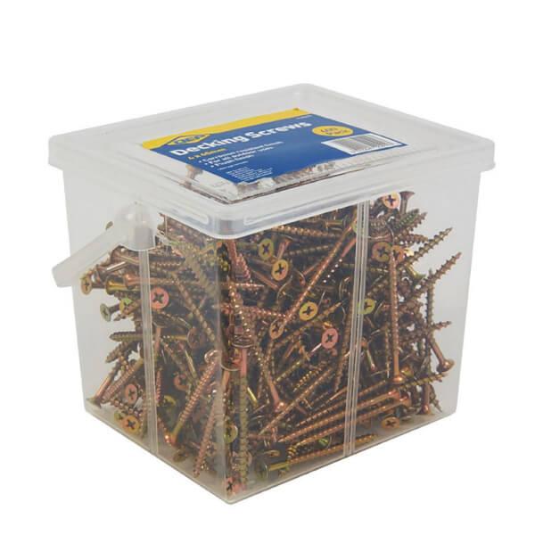 QEP Deck Screw - 4 x 65mm - 400 Pack
