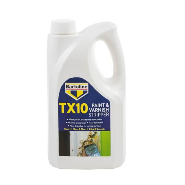 Bartoline TX10 Paint & Varnish Stripper - 2.5L
