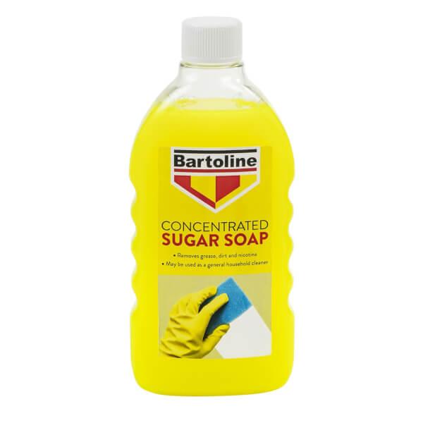 Bartoline Concentrated Sugar Soap - 500ml