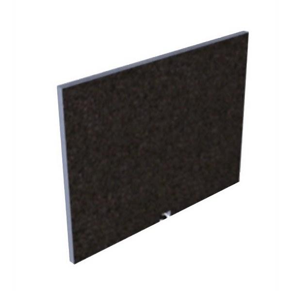 Wet Room Shower End Panel - 750mm