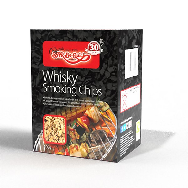 Bar-Be-Quick Smoking Chips Whisky