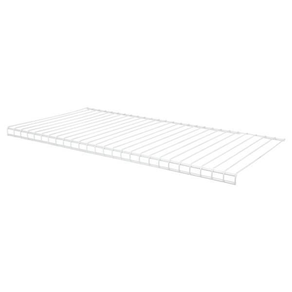 Wire Shelf Back- White - 666.75x335mm